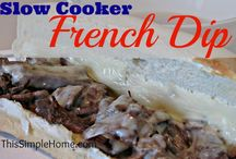 Recipes: Slow Cooker Meals / Recipes using the slow cooker. / by Annette @ This Simple Home