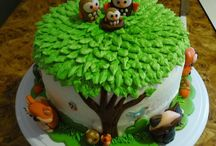 Gâteau shower