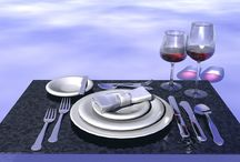 """Dinner Party Advice 