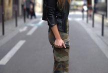 Military Style / by April Nicoll Styling Styling