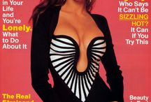 My The first Cosmo cover