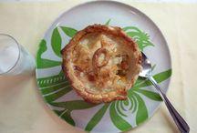 I dream of pies...