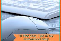 Homeschool Tips / Roadschool ideas and tips for homeschooling!