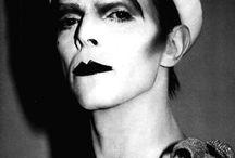1980's hair and make-up