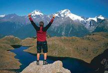 Places I'd like to Hike