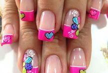 Decorados de uñas