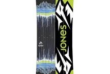2014 Jones Snowboards