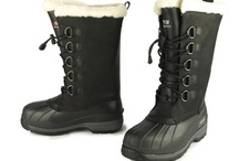 Shoes for real winters