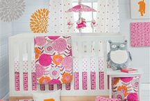 Baby Girl Bedding / Girl Crib Bedding and Crib Bedding Add-ons  Obtain the youthful girl excited and imaging of her future adventures with this particular range of super stylish and artistic women crib bedding. Whether you have to create a traditional nursery with classic flowers or seeing stars, or you will need a whimsical safari adventure within your gardening shop, its with this particular crib sets. / by BabyMania Babyyourbaby