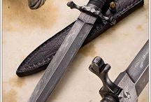 Schöne Messer