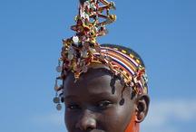 Stammen in Afrika