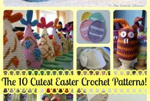 Easter crochet / by Rach Crochet