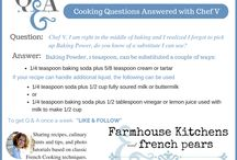 Cooking Questions and Answers with Chef V / Cooking Questions and Answer from a seasoned Chef. Have a question? Send me a message.