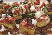Ottolenghi~Palestinian/Jewish recipes / by BobandMelissa Nowack