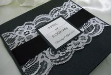 Wedding Invitations and Stationery / Graphic design and handmade wedding invitations