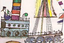 Illustere illustraties / illustrations / by Yolanda Tasco
