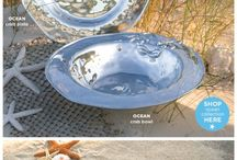 SEASIDE ENTERTAINING WITH EASE / Entertain with ease by the sea with serve ware, recipes, style and tips to make summertime entertaining a breeze! / by Beatriz Ball Collection