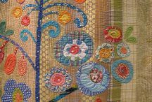 patchwork and applique