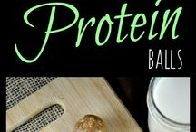 Light Snacks / Protein snacks