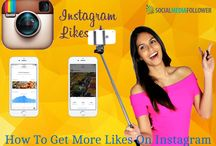 Buy Instagram Likes / If you want to promote your business in Instagram you must buy instagram likes fast delivery. It helps to get potential fans to hike social presence.