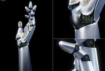 Robotics/mechanical / A collection of mechanical/robotic parts, ideas and references