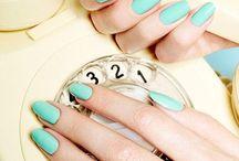 Fashion Nails / Nail inspiration