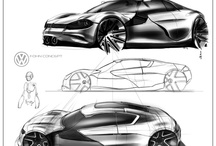 Vehicle : Concept Art,Sketches,Models