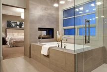 Bath(roomspiration) / Inspiration for your bathroom design and organization.  / by Great Useful Stuff