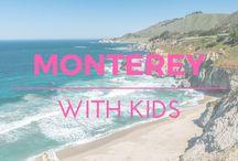 Monterey vacay