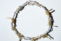Barbed bracelet