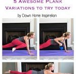 exercises - planks