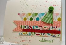 CARD makin ideas / by April Karels