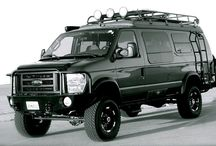 Camper selection  / Campers for trails