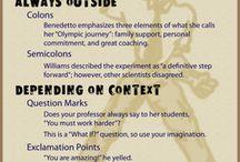 Things that inspire me / by Erin Lambert Hankins