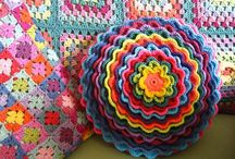 Crochet Patterns / by Christine Williams