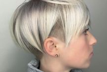 Undercut grow out styles