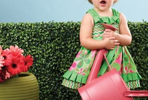 Baby girl clothes / by Stephanie Fahringer