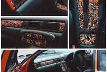 car interior idea