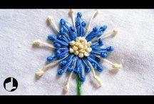 Rokoko çiçek yapimi