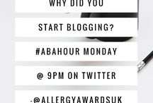 Allergy Blog Awards UK