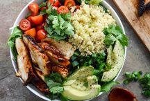 Taste: Salads
