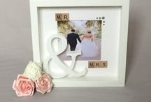 Wedding boxframe