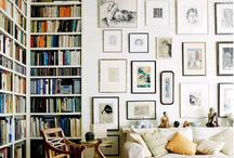 LIVING ROOMS, BOOKS ´N PICTURES
