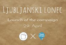 Ljubljanski lonec / Stuff about us and the crowdfunding campaign on Fusedrops