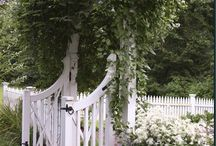 Arbor gates