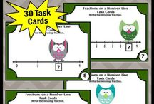 Math for Second Grade Teaching Activities / You will find fun 2nd grade ideas, activities, printables worksheets, games, task cards, interactive notebooks and more. This includes word problems, place value, telling time, etc.