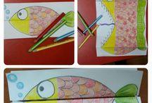 çocuklar için sanat