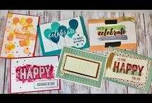 Classes for cardmaking