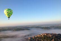 montgolfière Toulouse / Effectuer un vol en montgolfière près de Toulouse - Haute Garonne