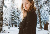 Photoshoot # 5 winter wonderland